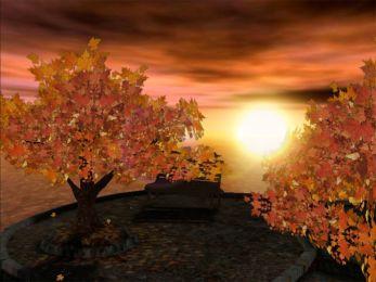 Autumn Sunset [AD] 5.07 screenshot